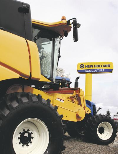Sales rev up for large machines