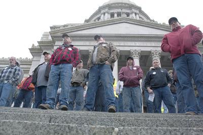 Timber Unity Washington
