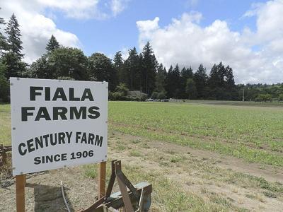 Farmland trends