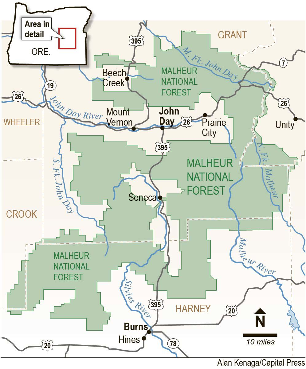 Malheur National Forest