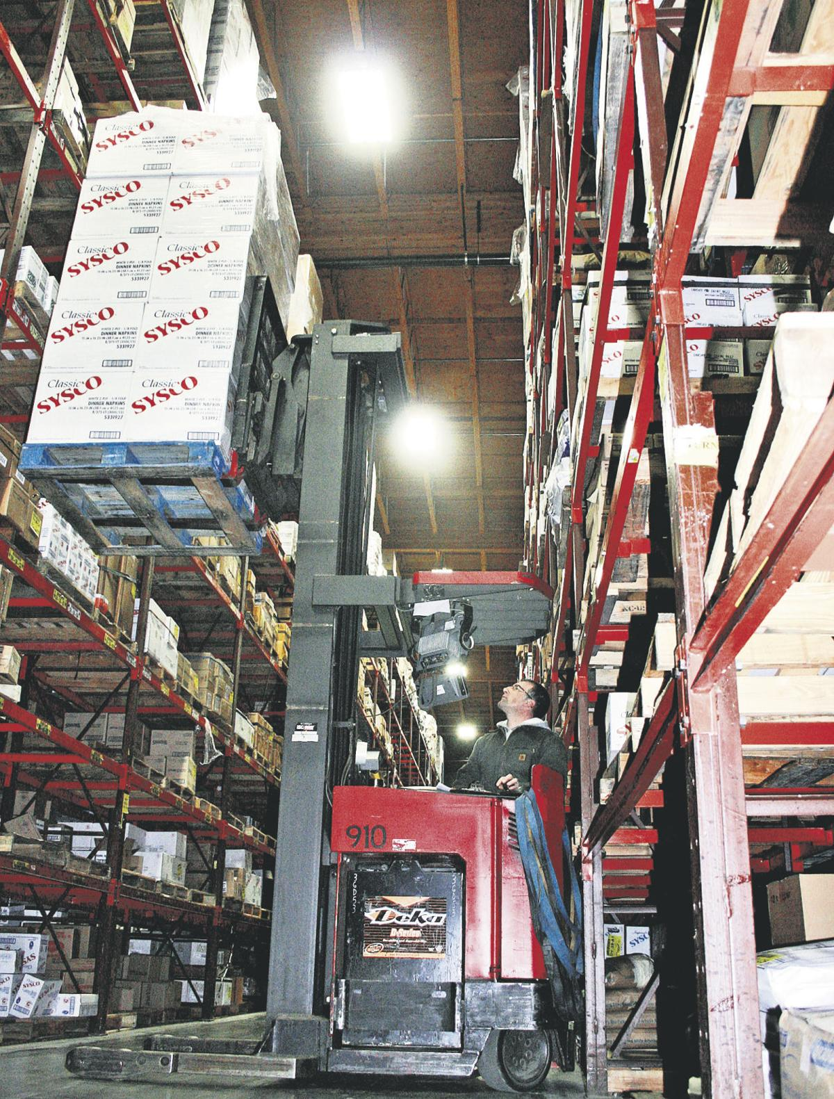 National distributor goes 'local'