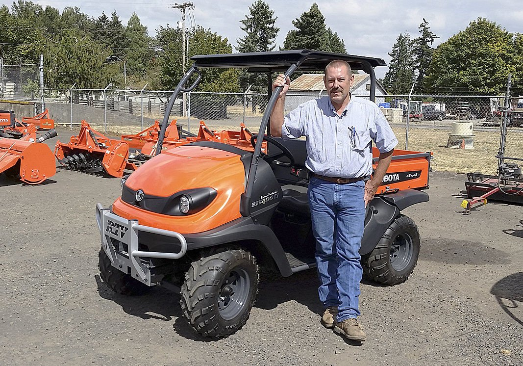 ATVs need TLC as they take on more jobs