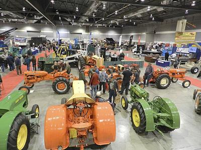 Get a glance at the 'old days' of agriculture