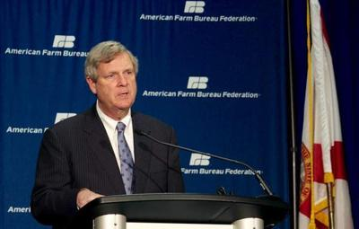 Vilsack on Clinton's list of potential running mates?