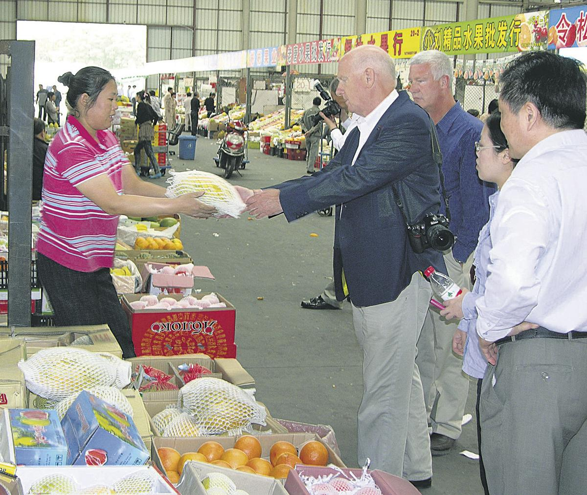 Trade Trip 2011: China hungry for US goods