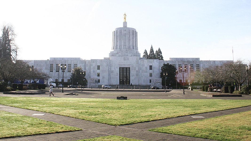 Oregon Capitol