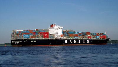 Shipping company to continue calling on Portland