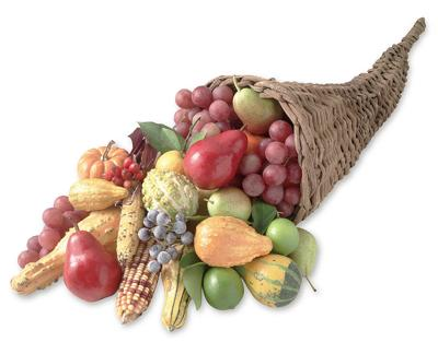 Give thanks for the miracle of agriculture