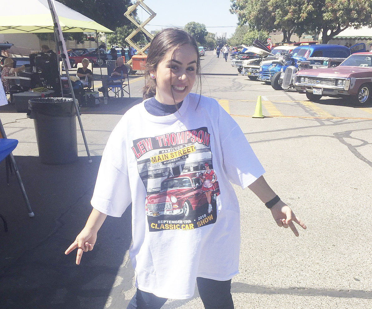 Hughson FFA holds car show fundraiser
