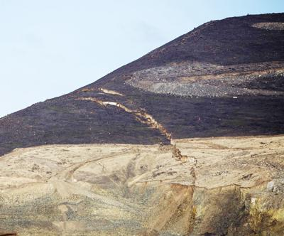 Slide could block river, flood Yakima Valley farmland