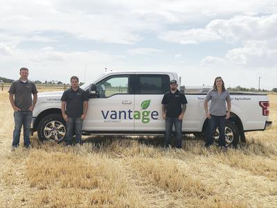 Vantage crew