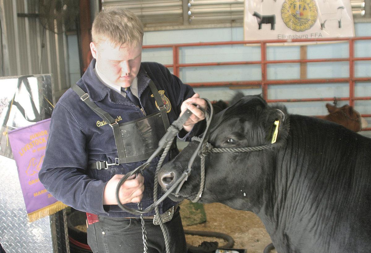 Showtime highlights Spokane Junior Livestock Show