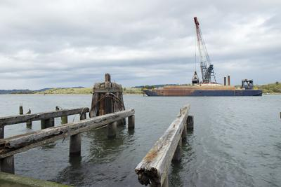 Coos Bay dredging