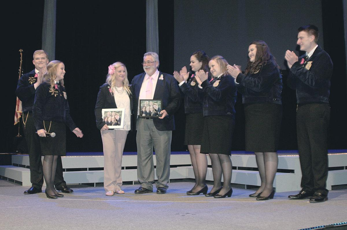 New Washington president: 'FFA has been my everything'