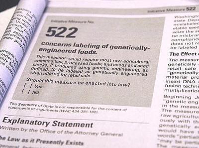 GMO initiative fine