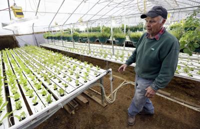 Transitioning farm always a challenge