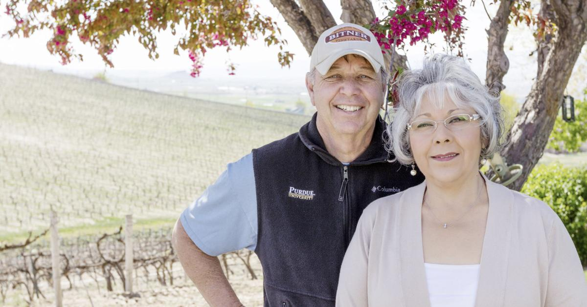 For this winemaker, it's also about bees