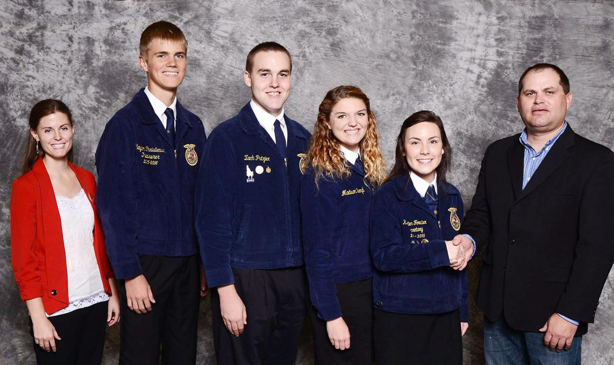 Meridian, Idaho, FFA Places in Top 10 with four teams at Nationals