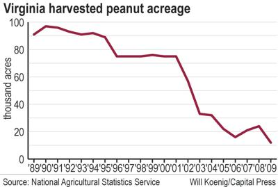 Scientists: Deregulate transgenic peanuts
