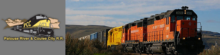Palouse River & Coulee City Railroad