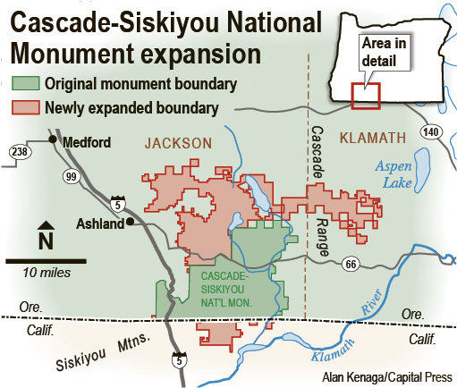 Zinke: How monument's boundaries were set remains mystery