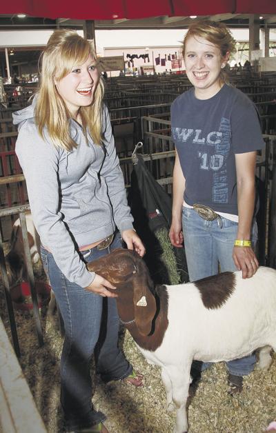 Livestock competitors upbeat