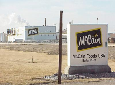 McCain delays building new Burley fry line | Idaho