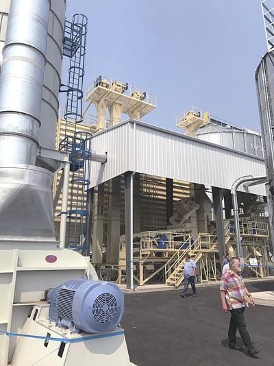 Hazelnut facility ready for upcoming harvest