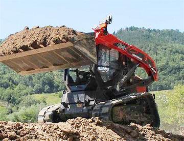 Eurocomach loader