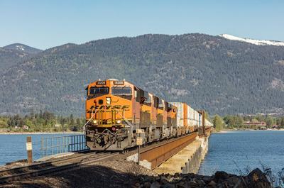 Idaho environmental group appeals BNSF bridge permit