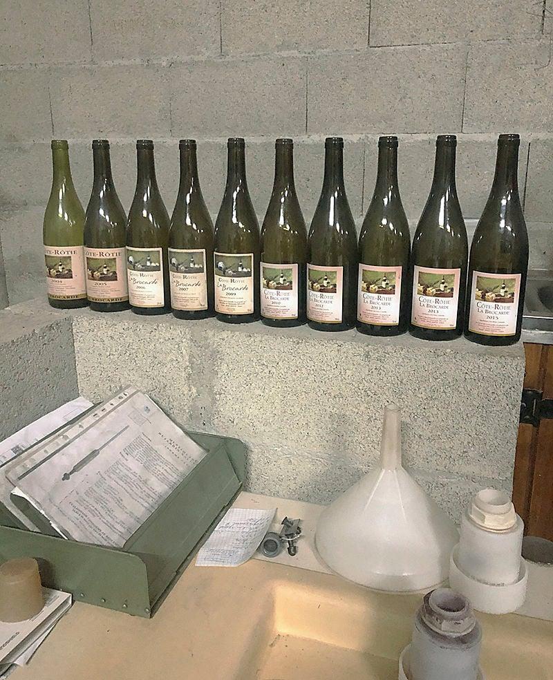 Wine tariffs 2