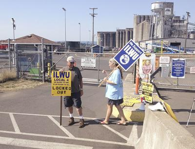 Labor deal eases fears of grain export disruptions