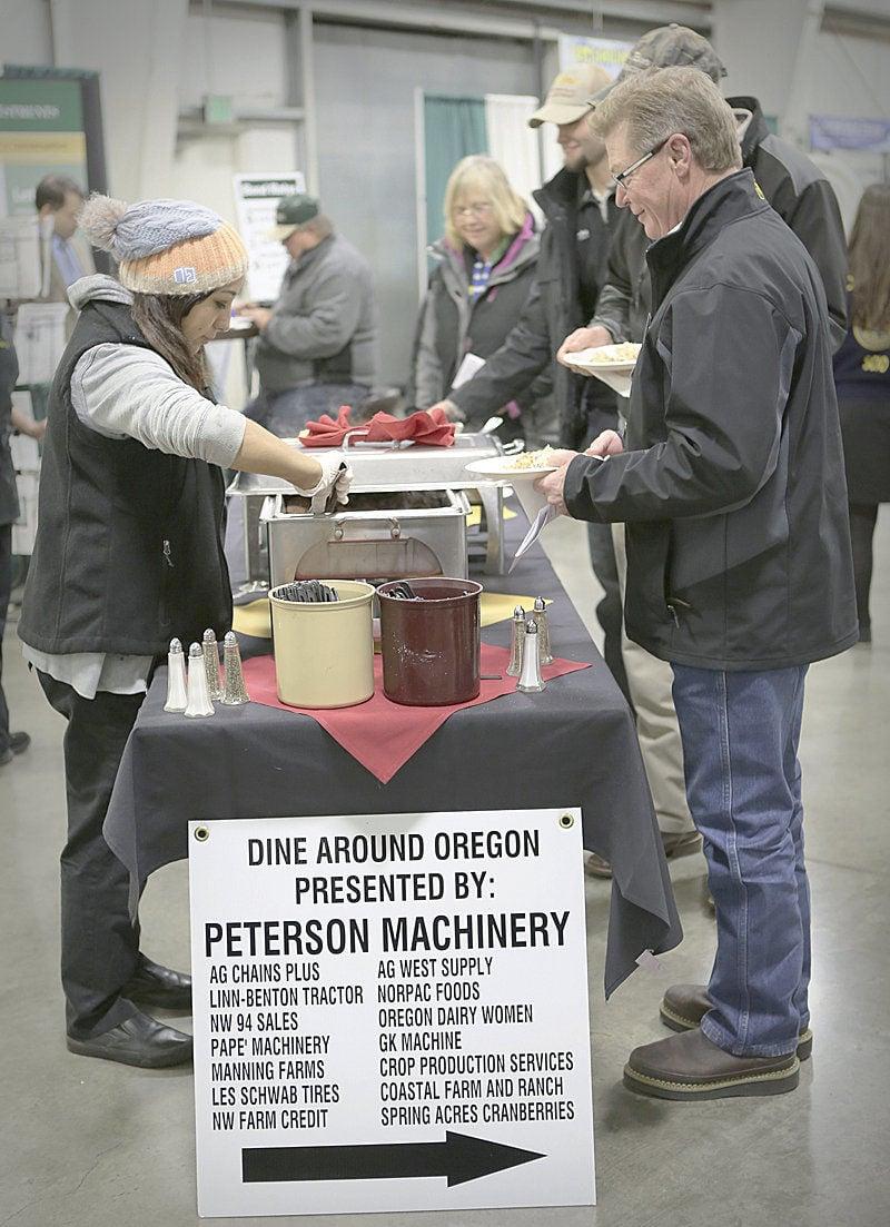 Dine Around Oregon a delicious adventure