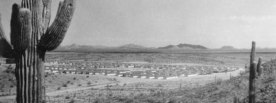 Beauty out of dust: 75 years later, Japanese-Americans remember World War II incarceration