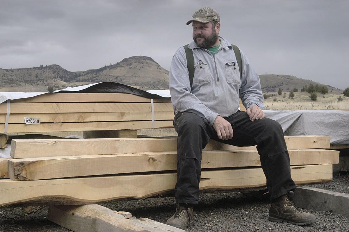 Rural Oregon juniper mill operates on hopes and dreams