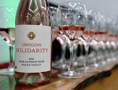 Solidarity wines win award