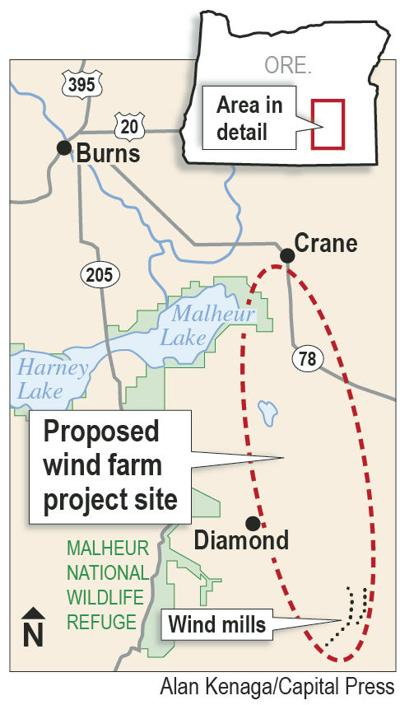 Groups want to stop wind farm