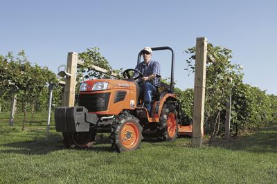 Kubota Tractor Corp.