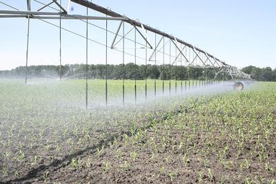 Water grant funding