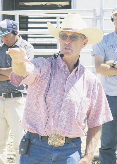 Class eases stress of cattle, ranchers