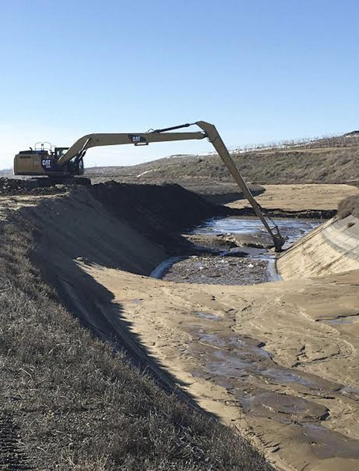 Canal repairs delay irrigation start-up in Washington