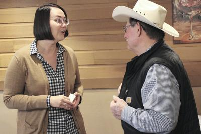 ODA director backs more trade opportunities for ranchers