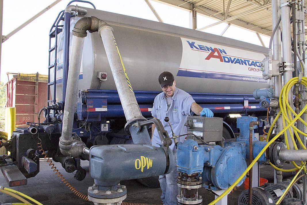Winter brings lower biodiesel prices