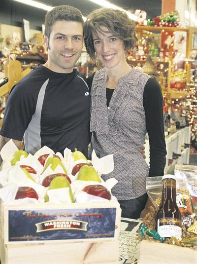 Gift fruit business thrives