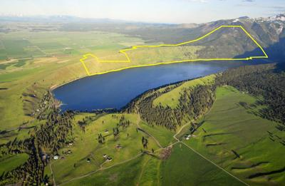 Wallowa Lake East Moraine