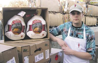 Turkeys to sell out before holidays