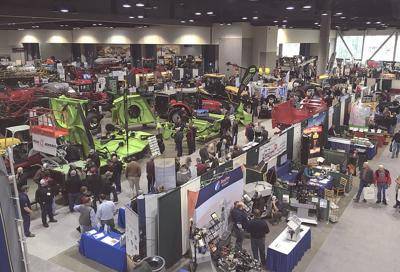 Who's who at this year's Spokane Ag Expo