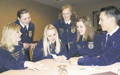 FFA shares love of agriculture, inspires advocacy