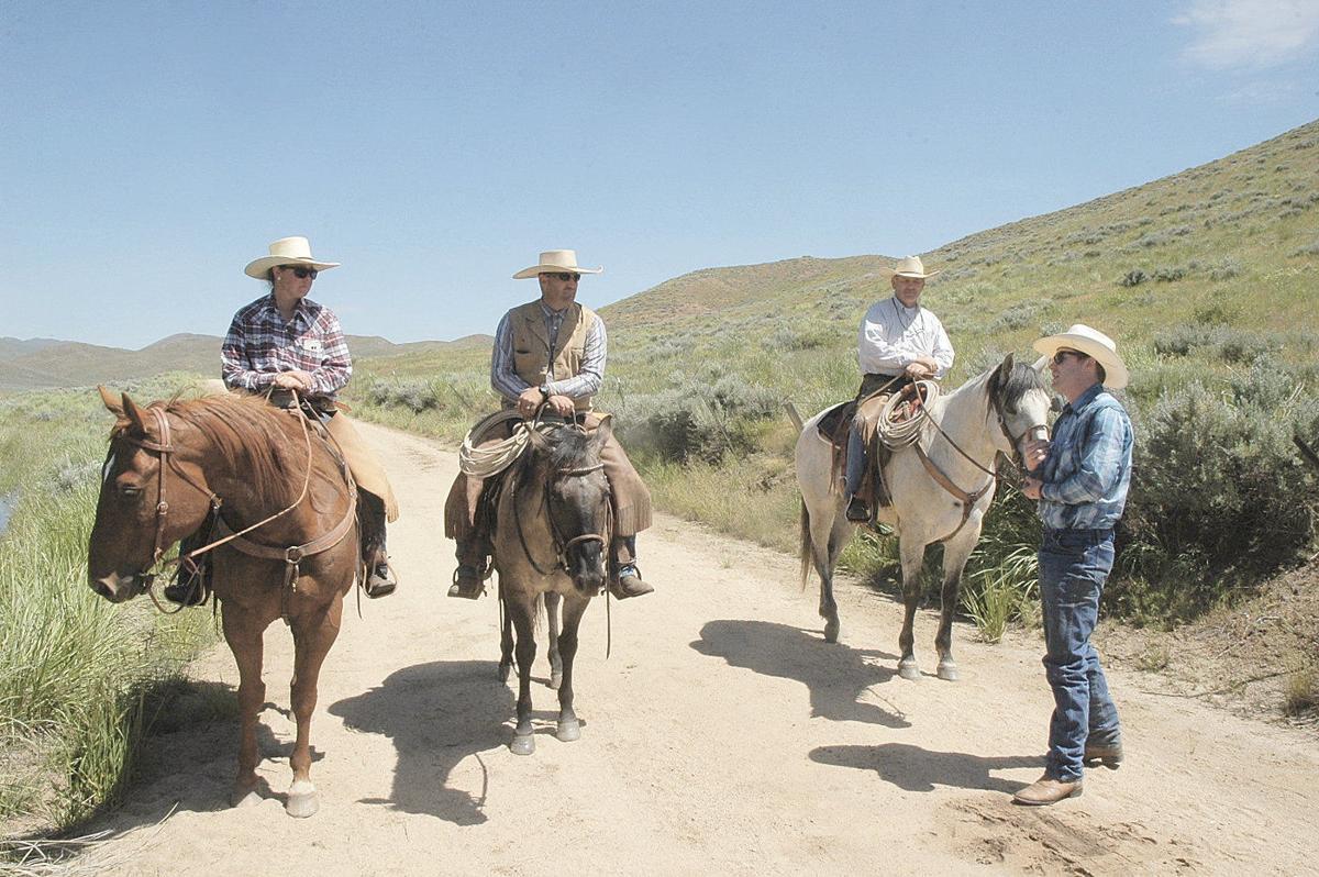 Research ranch seeks balance between conservation, grazing