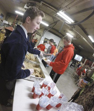 Mackay FFA hosts community breakfast